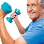 Homem-se-exercitando
